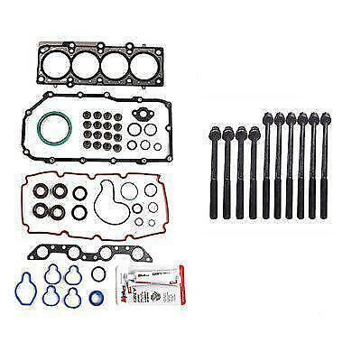 Fits 96-99 Dodge Stratus Plymouth Breeze Neon 2.0L SOHC Full Gasket Set Bolts