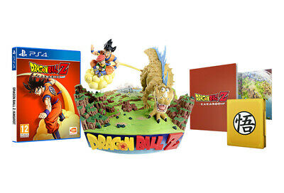 Dragon Ball Z Kakarot Collectors Edition Ps4 Playstation 4 In Stock Now
