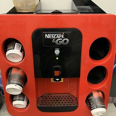 Nescafe & Go Hot Drinks Machine Coffee Machine