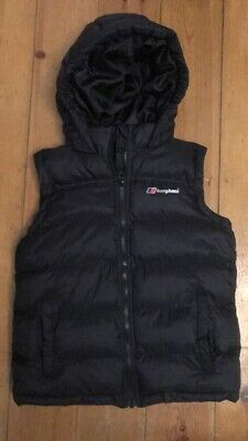 Childs Berghaus Gillet Age 11-12