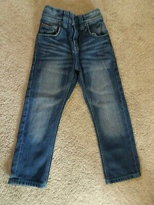 Next Boy's Jeans Age 4 Jeans In Good Condition