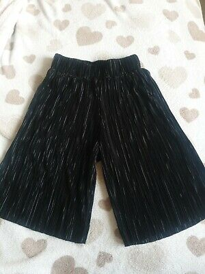 Girls Culotte Trousers Age 3 Next summer holiday