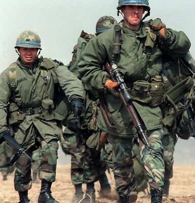 US MILITARY ALICE LC1 LC2 Suspenders - OD - NEW - 2 PACK