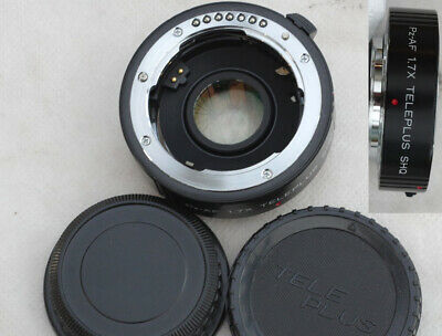 Teleconverter for Pentax AF, Teleplus 1.7x SDF fully tested vgc