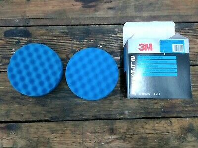 3M Perfect-it III Ultrafina SE Blue High Gloss Pads 150mm