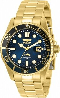 Invicta 30810 Pro Diver 43MM Men's Stainless Steel Watch