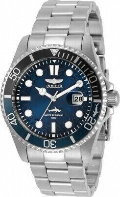 Invicta 30807 Pro Diver 43MM Men's Stainless Steel Watch