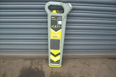 Radiodetection eC.a.t 4+ Cable Locator Cable Detector,,