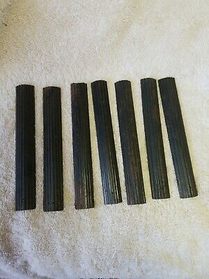 Vintage Steel Columns For antique mantle clocks