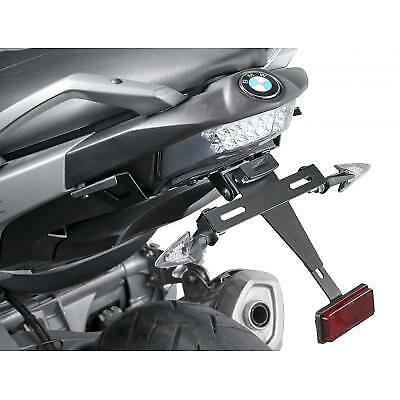 Support de plaque dimmatriculation compatible avec BMW C600 SPORT 2012-2015