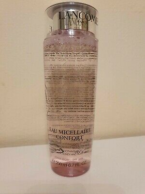 Lancome Eau Micellaire Confort Hydrating and Soothing Dry Skin Face BN 200ml