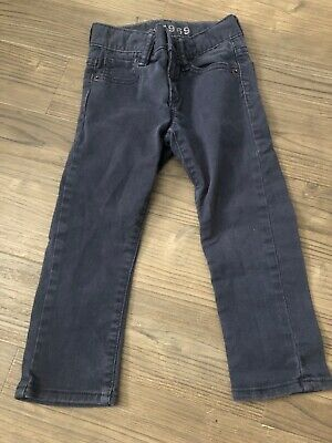 Boys Baby Gap Navy Jeans Age 3yrs