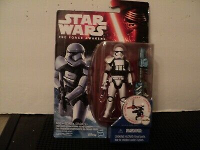 Star Wars The Force Awakens First Order Stormtrooper  Squad Leader