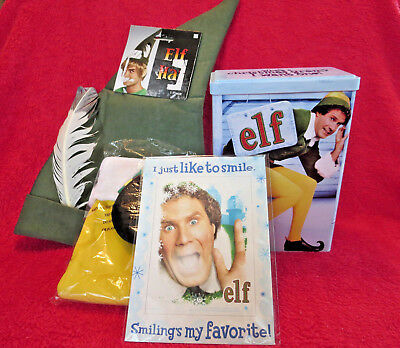 Elf Movie Will Ferrell Collector Tin