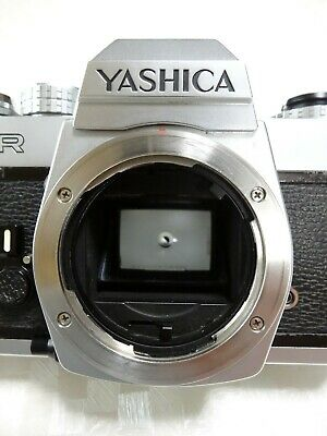 Yashica FR 35mm Film SLR Camera - Body Only