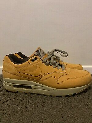 NIKE AIR MAX 90 Ultra 2.0 LTR Wheat Size 10 US Mens Athletic