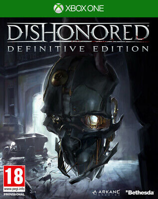 Dishonored - Definitive Edition (Xbox One) BRAND NEW AND SEALED - QUICK DISPATCH