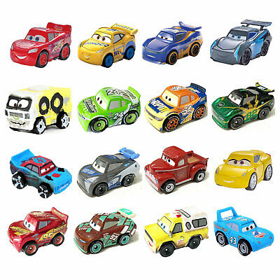 Disney Pixar Cars Metal Mini Racers Blind Box *CHOOSE YOUR FAVOURITE*