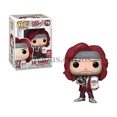 Ad Icons Funko POP! Lil' Sweet Dr. Pepper Exclusive Vinyl Figure 79 PREORDER