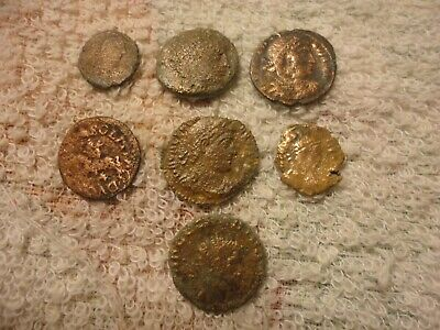 roman coins greek ancient coin lot