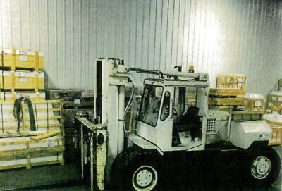 30,000 lb Capacity Taylor Forklift For Sale - Model TY-300-M