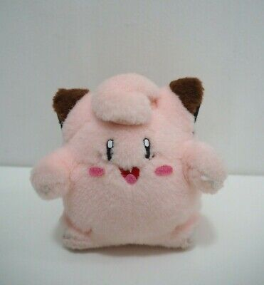 5 Sanei Pokemon All Star Collection Clefairy Stuffed Plush Toy