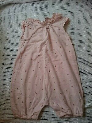 Next * Baby Girl * Romper * Playsuit * Suit * Summer Outfit * 9-12 Months * Lace