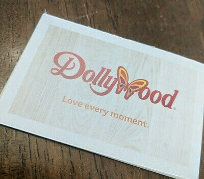 Dollywood Park Ticket Bring a Friend Pass 6/13/2020 to 7/3/2020