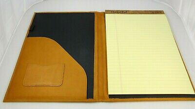 David King 600 Pad Cover Legal Pad Astros Genuine Leather