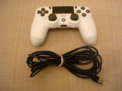 Sony Playstation PS4 DualShock 4 V2 Wireless Controller Glacier White FREE POST