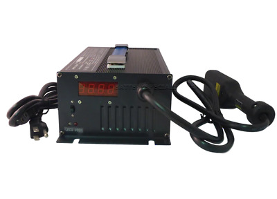 36 Volts 15 Amp Golf Cart Battery Charger - Powerwise EzGo TXT