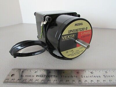 Oriental Motor Vexta 5 Phase Precision Stepping Stepper UPH596TG30-B Japan