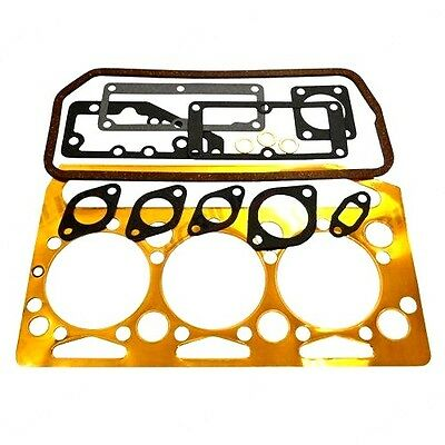 HEAD GASKET SET FITS MASSEY FERGUSON 35 35x 133 TRACTORS WITH PERKINS A3.152