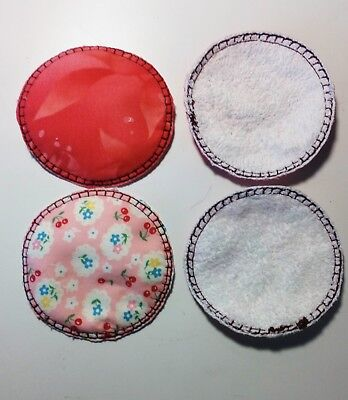 Washable Reusable Breast Pads
