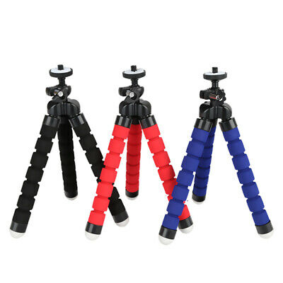 Portable Mini Flexible Tripod Octopus Phone Holder Gorilla Pod For Camera/SLR/DV