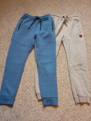 Boys Next joggers x 2 pairs. Age 9. Great condition