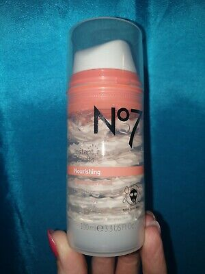 No 7 instant results hydration mask