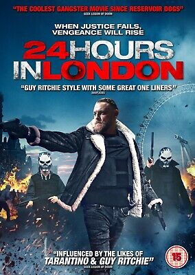 24 Hours In London (Released 13Th January) (Dvd) (New)