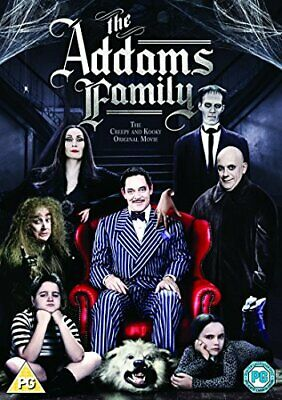 The Addams Family DVD  Christopher Lloyd