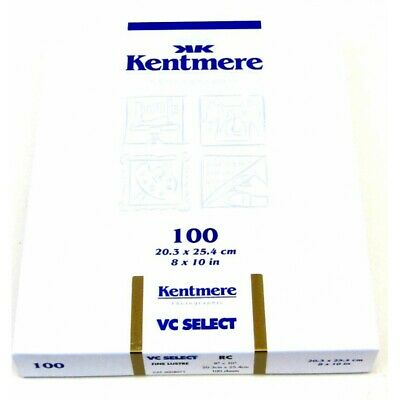 Kentmere VC Glossy 8x10 - 100 Pack - BRAND NEW