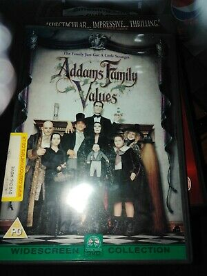 Addams Family Values (DVD, 2001)