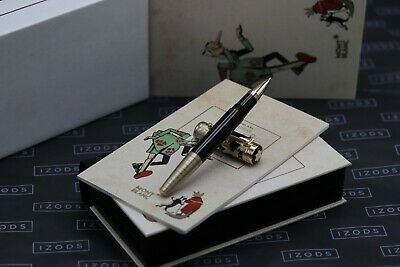 Montblanc Carlo Collodi Writers Limited Edition Rollerball Pen - UNUSED