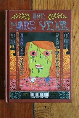 One More Year by Simon Hanselmann Megg Mogg Owl Werewolf Jones High Grade NM+/M