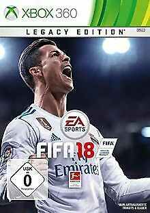 FIFA 18 - Legacy Edition - [Xbox 360] by EA | Game | condition good