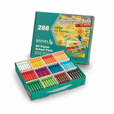 Reeves 288 Large Oil Pastel Class Pack