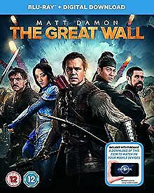 The Great Wall (+ digital download) [Blu-ray] [20... | DVD | condition very good