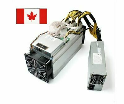 3x BITMAIN Antminer D3 with 3x Power Supply APW3++ PSU 19.3 GH/s X11 Miner ASIC