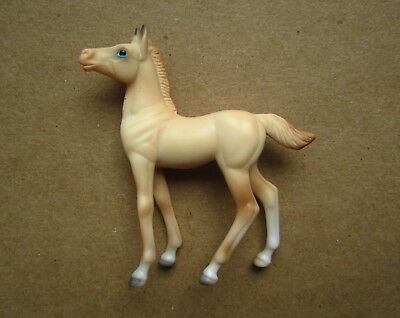 Breyer Stablemate Apricot Dun Creme G3 Standing Foal - 2018 Mystery Foal Set