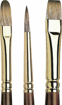 Bundle of 3 Monarch Brushes
