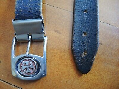 Ambulance Victoria Belt and Buckle Vintage Obsolete from the 1990's